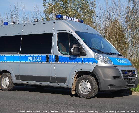 Policja Przemyśl: Potrącenie pieszej w Przemyślu