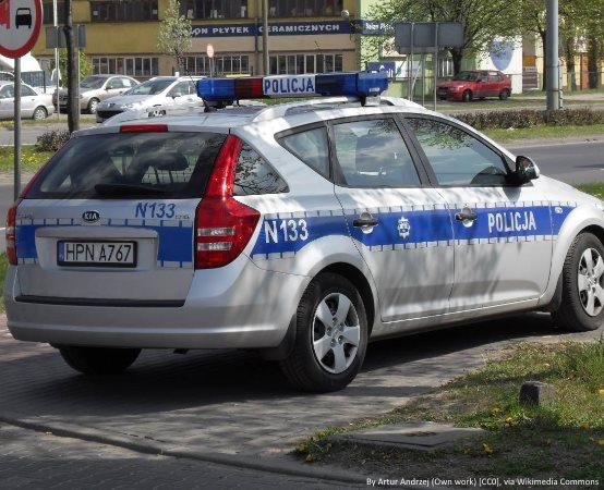Policja Przemyśl: Niedostosowanie prędkości do warunków panujących na drodze przyczyną kolizji