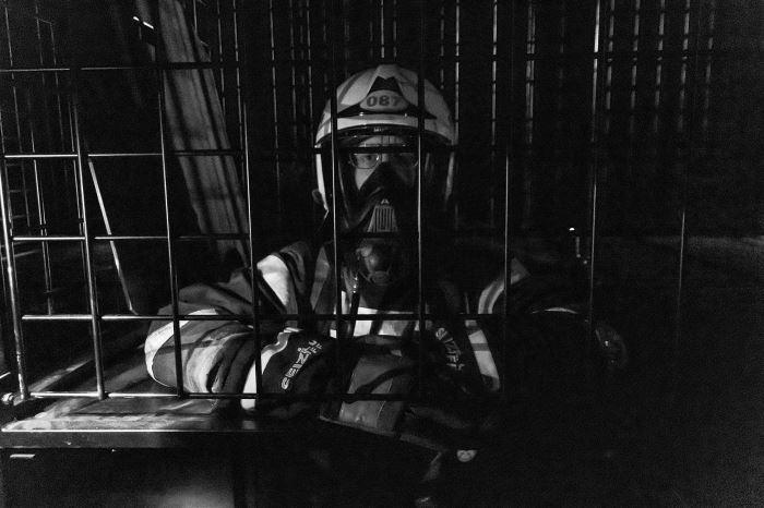 KMPSP Przemyśl: Szkolenia kierujących działaniem ratowniczym dla członków Ochotniczych Straży Pożarnych – październik 2020